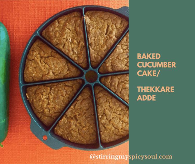 Ultimate Guide To Fall Winter Gardening: Baked Cucumber Cake/ Thekkare Adde